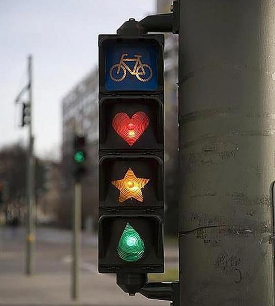 ícones em Berlim, Alemanha