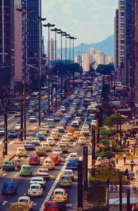 #9 - Avenida Paulista nos anos 70