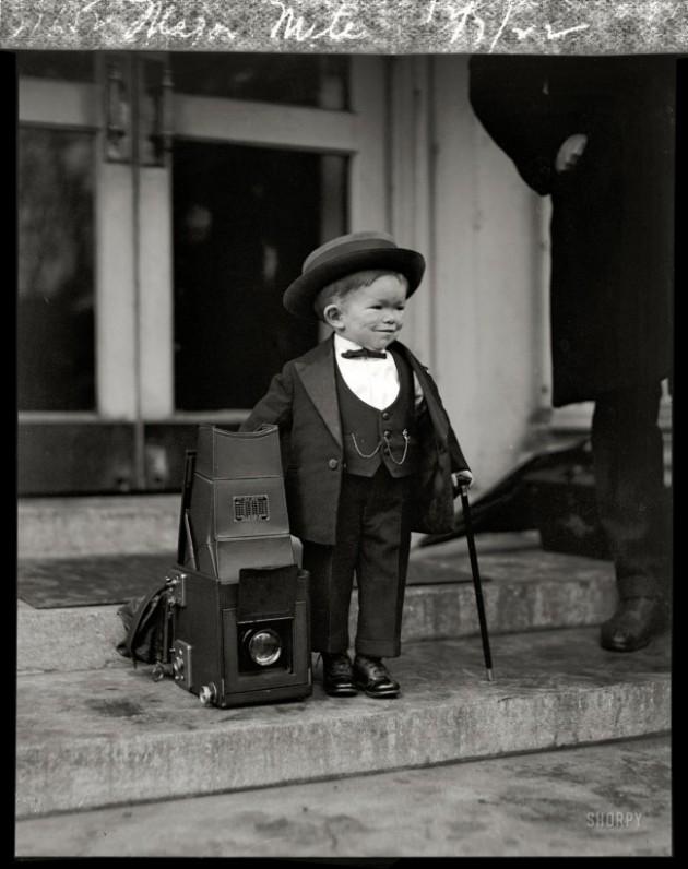 41 Imagens mostram como era difícil a vida de fotógrafo antigamente-37