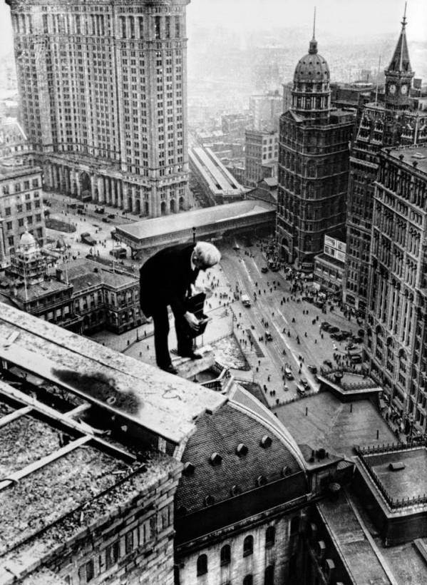 41 Imagens mostram como era difícil a vida de fotógrafo antigamente-40