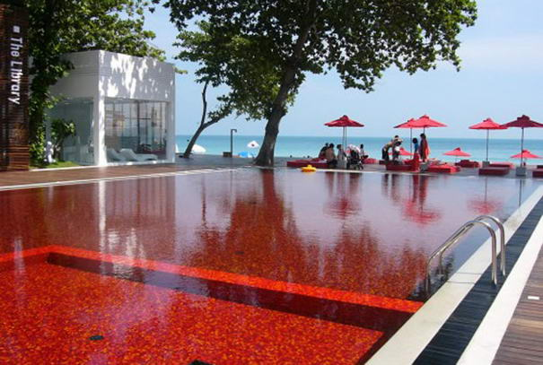 Blood-Red-Pool