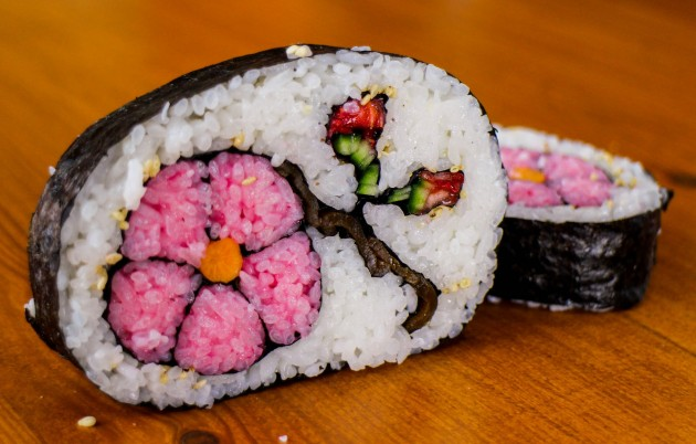 Sushi-Flor