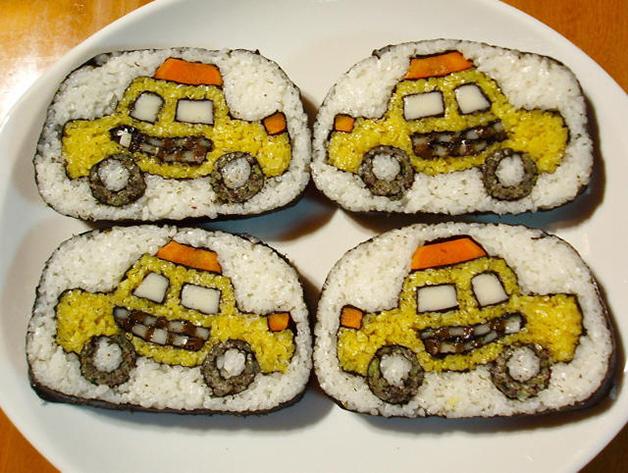 Sushi-Taxi