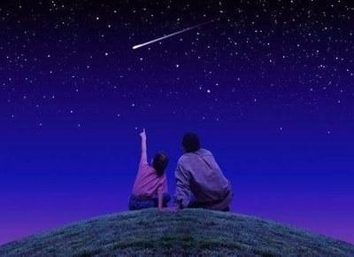 #6 - Apontar para uma estrela dá verrugas