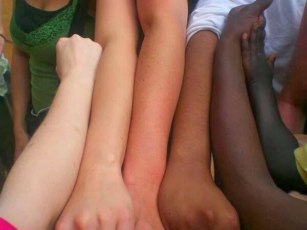 #6 - Somos todos iguais!