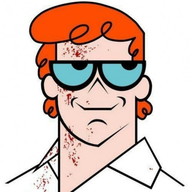 #15 - Dexter por Dexter