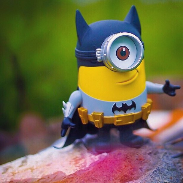 #1 - BatMinion