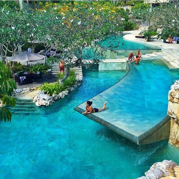 #4 - Ayana Resort, Bali, Indonésia.