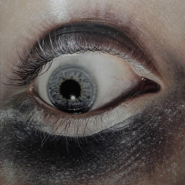 Artista cria pinturas hiper-realistas que assustam e se passam facilmente por fotos 1