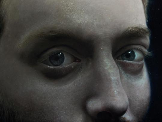 Artista cria pinturas hiper-realistas que assustam e se passam facilmente por fotos 4