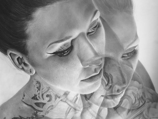 Artista cria pinturas hiper-realistas que assustam e se passam facilmente por fotos 8