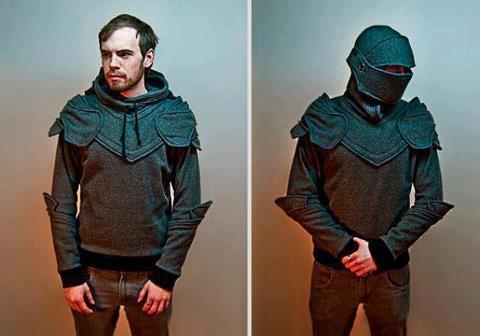 #6 - Jaqueta de cavaleiro.