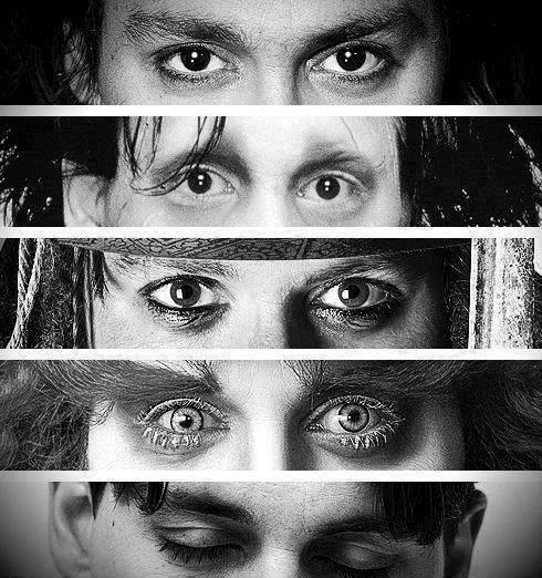 #19 - Johnny Depp ♥