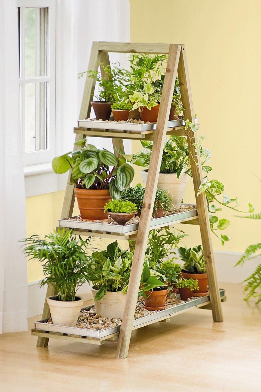 26 inspirações criativas de decoração para quem ama flores e plantas