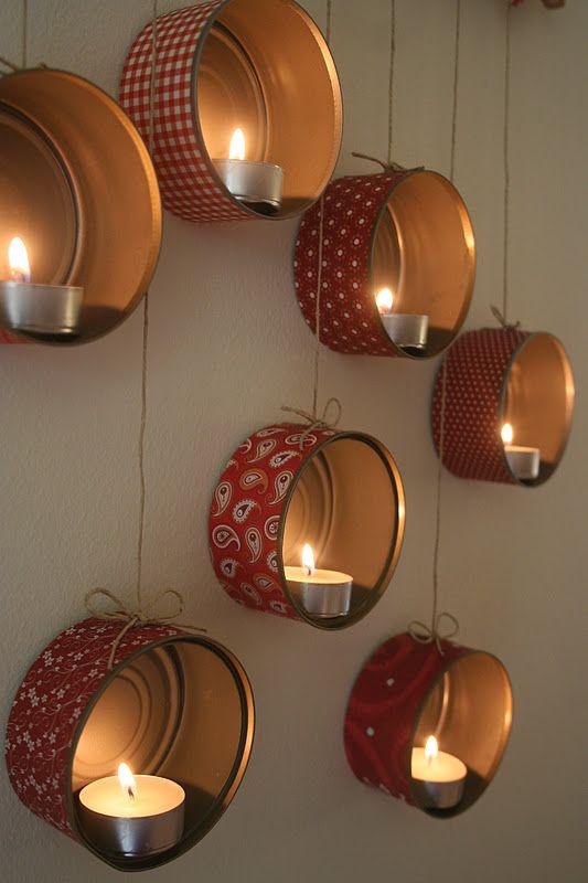 latas-recicladas-porta-vela-suporte-decoracao