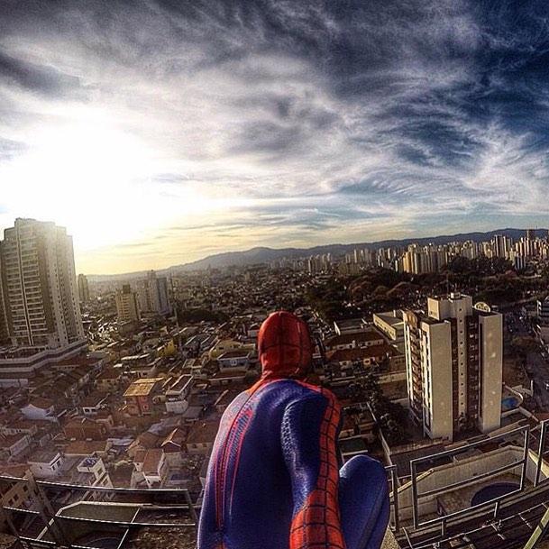 #5 - Dia de super-herói