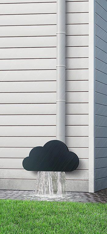 #10 - Calha de nuvem