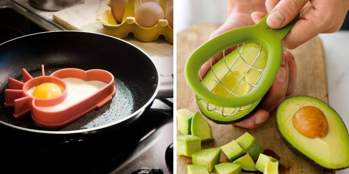 22 Produtos Geniais e criativos pra você ter na sua cozinha.