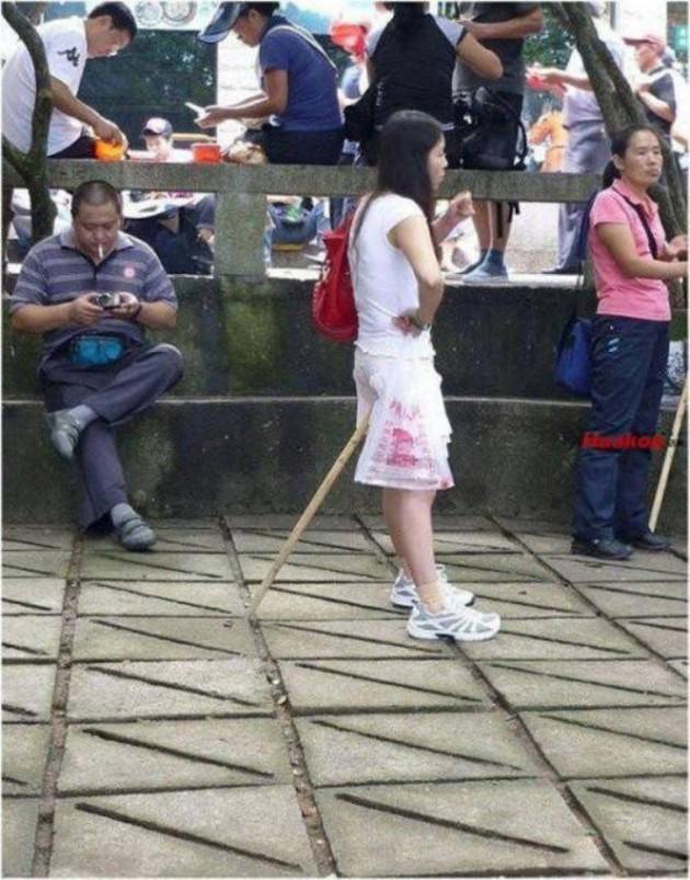 30 Imagens bizarras comprovam que os asiáticos estão cada vez mais estranhos 1