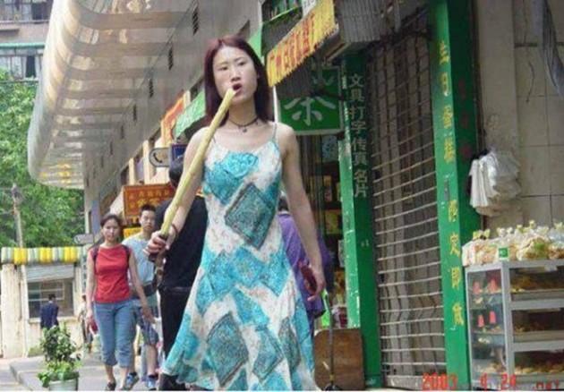 30 Imagens bizarras comprovam que os asiáticos estão cada vez mais estranhos 16