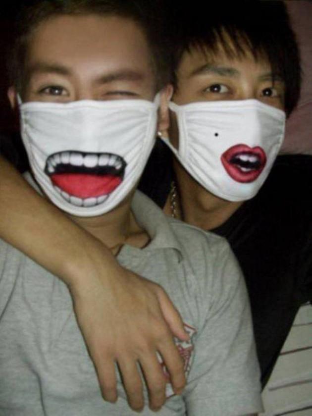 30 Imagens bizarras comprovam que os asiáticos estão cada vez mais estranhos 22