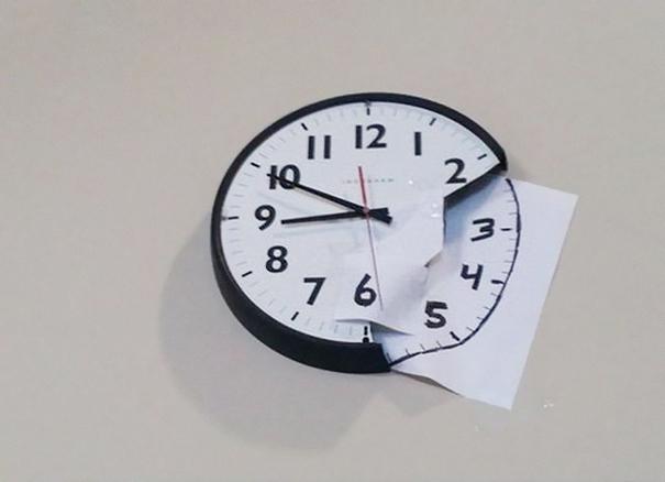 Pra arrumar um relógio