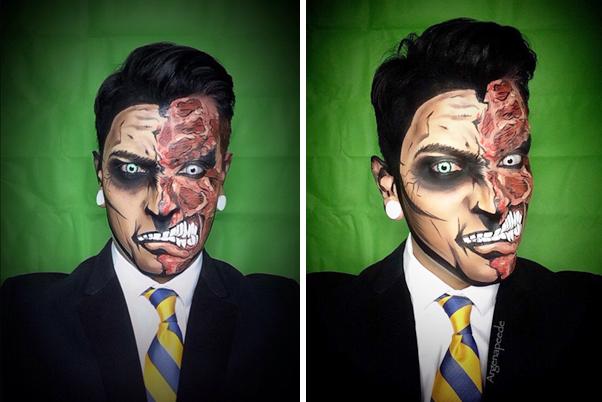 make-up-body-art-comic-book-superhero-cosplay-argenis-pinal-5
