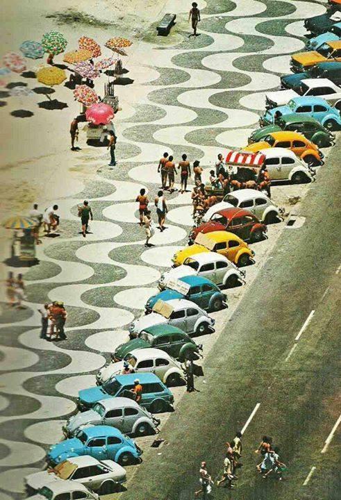 #4 - Copacabana em 1970