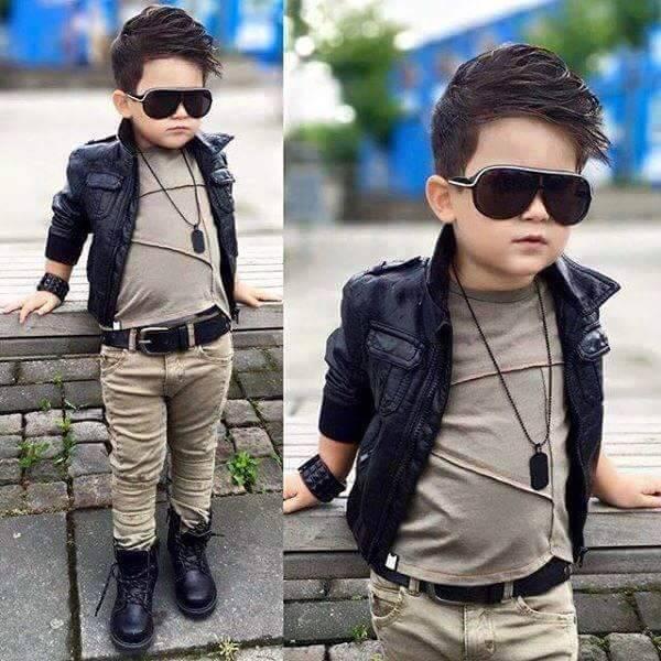 #19 - Não precisa de idade para ter estilo.