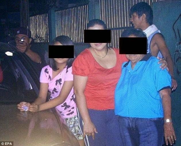 Homem filipino tirou essa foto logo antes de ser assassinado.