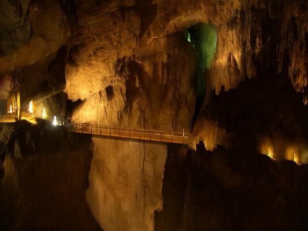 Skocjan Caves, Eslovénia