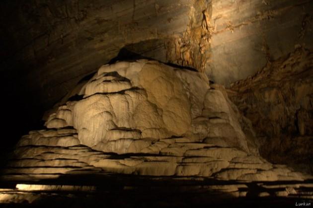 Grutas de Cacahuamilpa Caverns, México