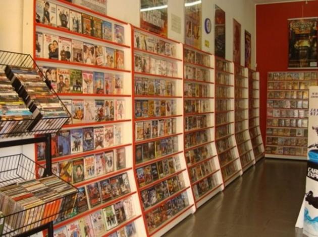 Alugava filmes e jogos nas locadoras