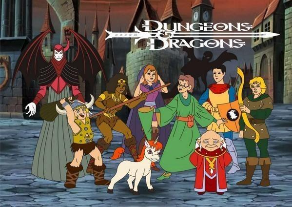 Queria saber o que iria acontecer na Caverna do Dragão.