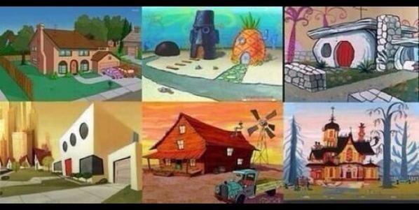 Você certamente já quis morar em alguma dessas casas.