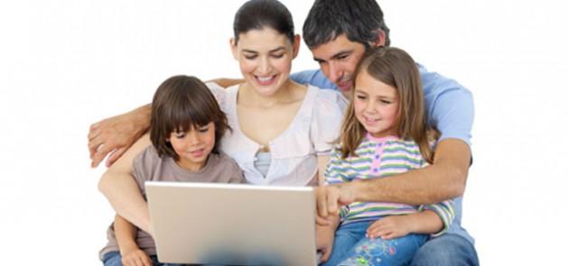 familia-na-internet-
