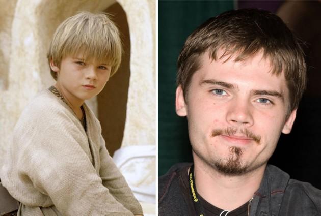 Jake Lloyd era Young Anakin Skywalker, 1999 e 2015