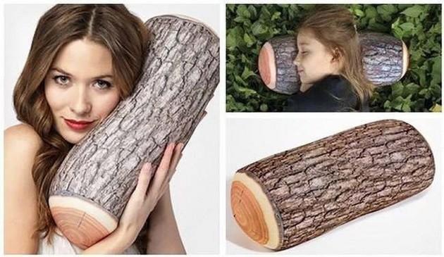 #6 - Travesseiro de tronco.