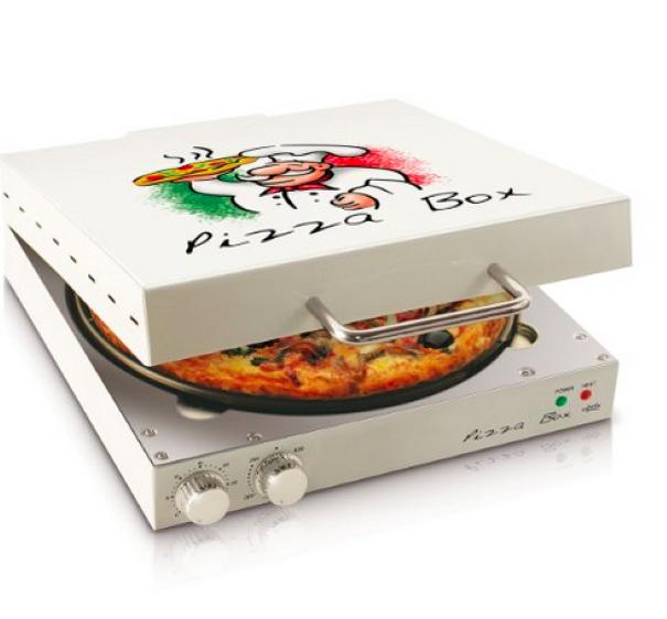 #13 - Pizza Box para fazer suas pizzas.