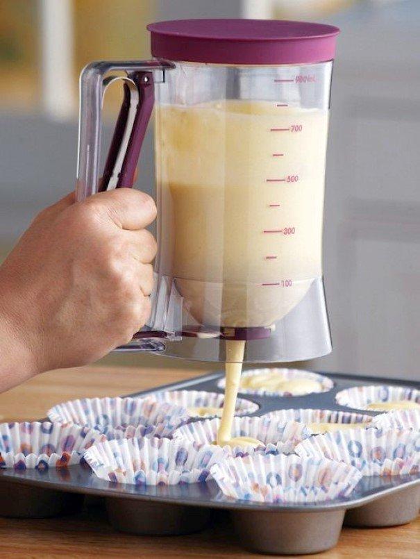 #15 - Dispenser para facilitar sua vida na hora de fazer um Cupcake