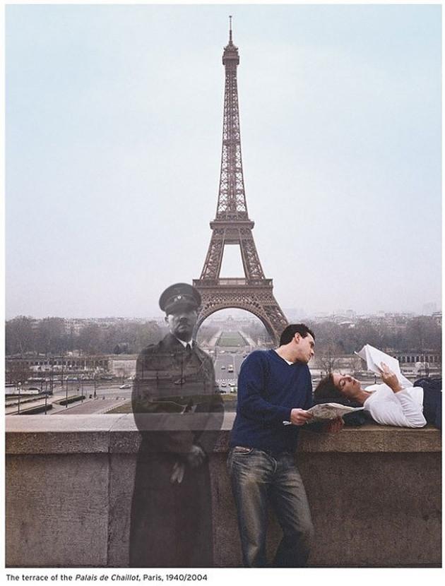 Hitler em Paris - Paris 1940 / 2004.