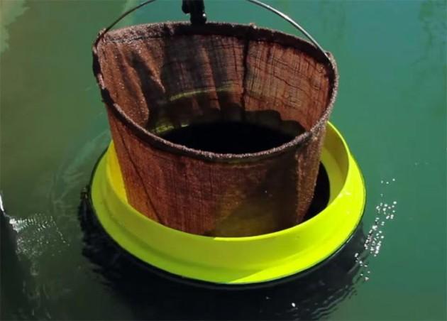 Criativos australianos criam filtro para tirar o lixo da água do mar 1