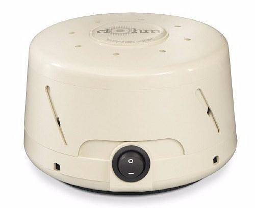 A maquina do sono produz um barulho chamado Ruído Branco, cientificamente comprovado para relaxar e dormir melhor.