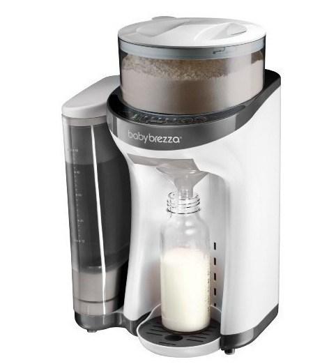 Maquina para misturar o leite em pó para seu filho.