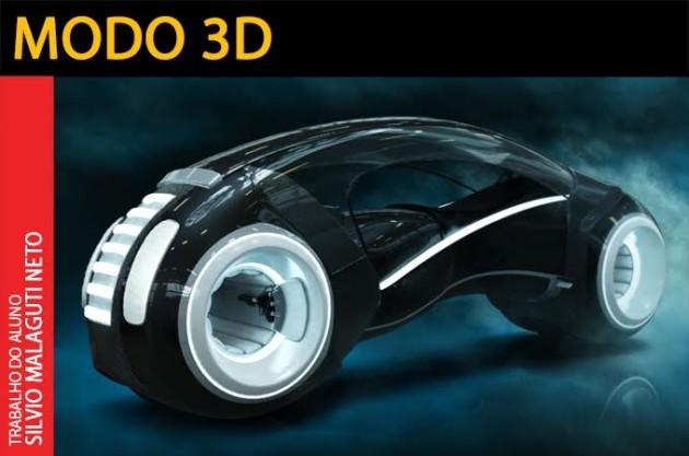 Curso de Modo 3D