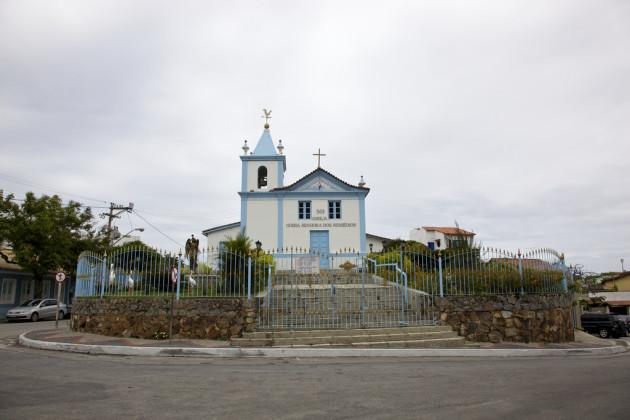 Igreja NOssa senhora dos Remédios - Arraial do Cabo