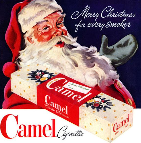 Bom Natal pra todos os fumantes