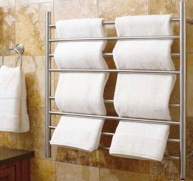 #11 - Secador rápido de toalhas.
