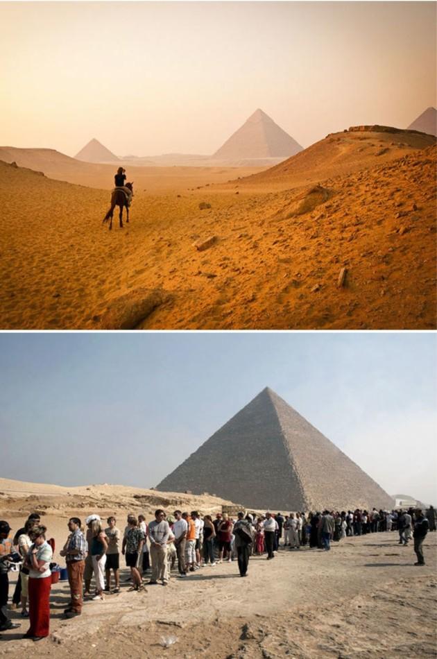 Pirâmides de Giza, Egito