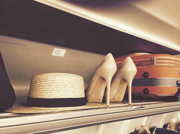 #9 - Quem esquece e leva as coisas soltas no porta-malas